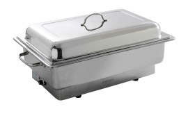Chafing dish elettrico GN 1/1 tipo Pollina